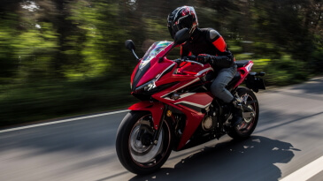 Intro motorbike loan select